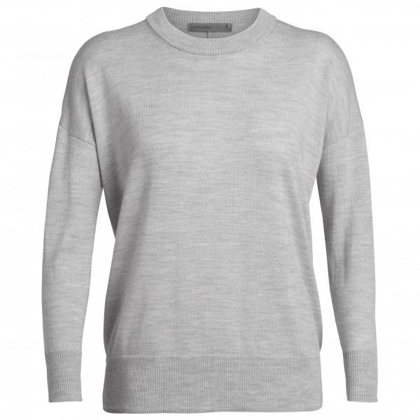 Icebreaker - Women's Shearer Crewe Sweater - Merino jumper