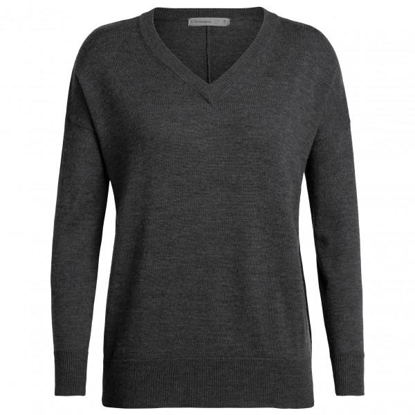 Icebreaker - Women's Shearer V Sweater - Merinotrui
