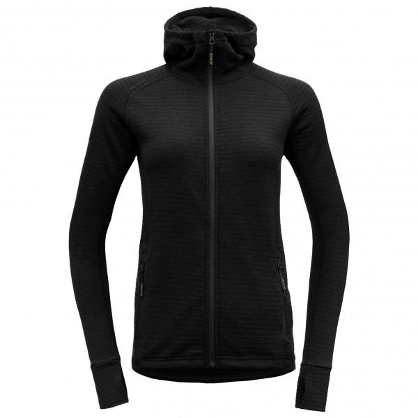 Devold - Women's Egga Woman Jacket With Hood - Merino jacket