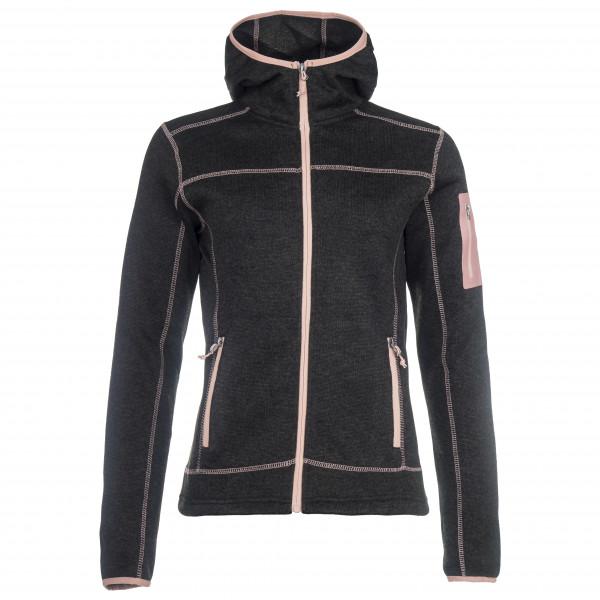 Stoic - Women's Flatfleece Hoody Jacket Heden - Fleecejacke
