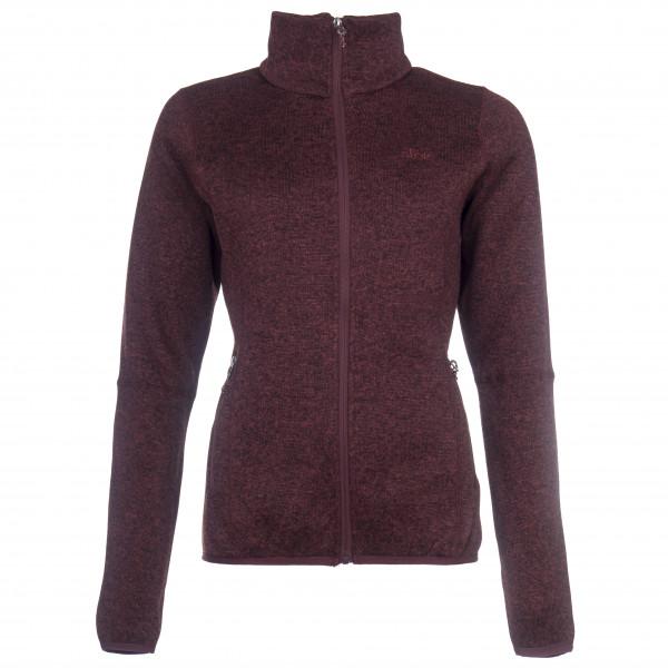 Stoic - Women's Flatfleece Jacket Tobo - Fleecejakke