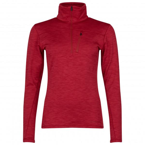 Backcountry - Women's Grid 1/4-Zip Fleece Pullover - Fleece jumper