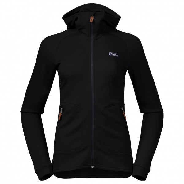 Women's Tuva LT Wool Hood Jacket - Merino hoodie