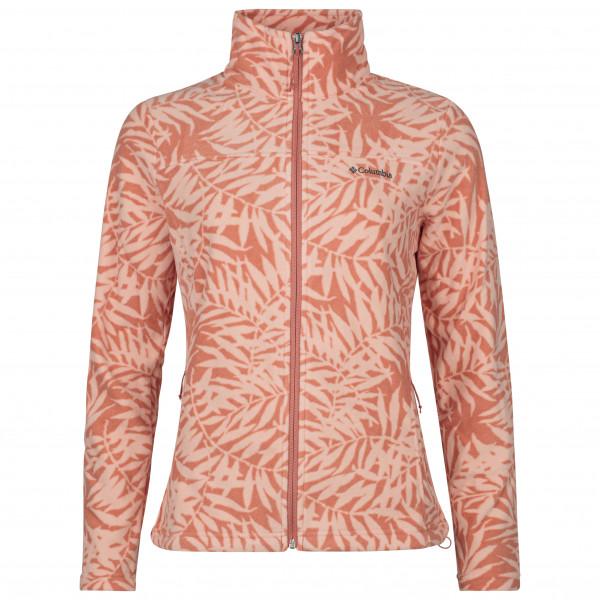 Columbia - Women's Fast Trek Light Printed Full Zip - Fleece jacket