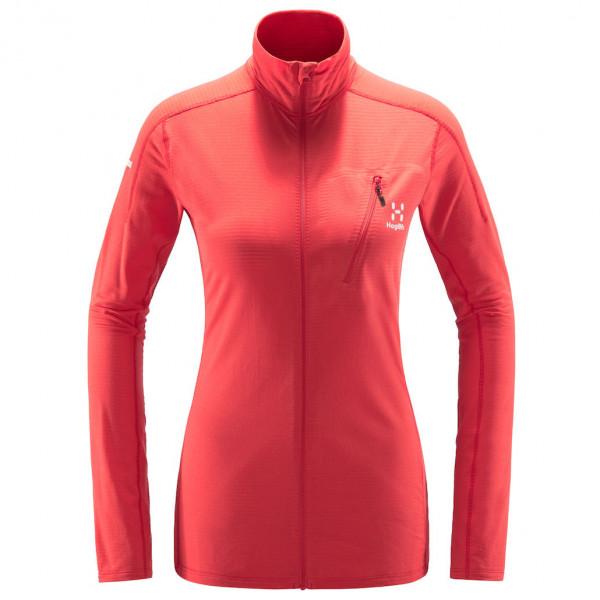 Haglöfs - Women's L.I.M Mid Jacket - Fleecevest
