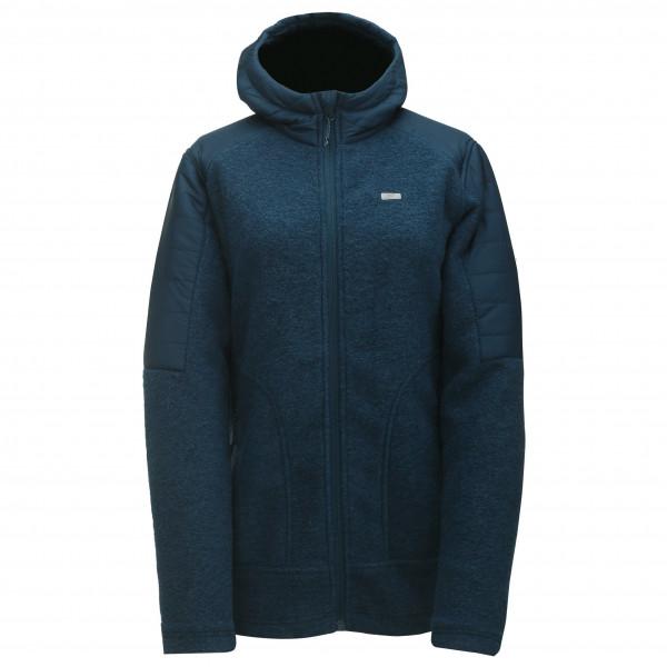 Women's Wool Hybrid Jacket Ekelund - Wool jacket