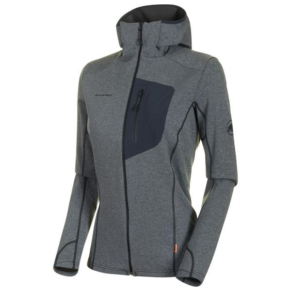 Mammut - Women's Aconcagua Light Ml Hooded Jacket - Fleece jacket