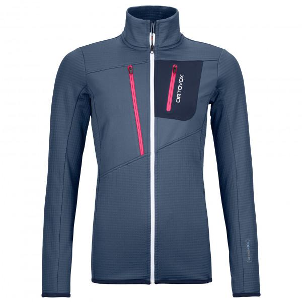 Ortovox - Women's Fleece Grid Jacket - Fleece jacket