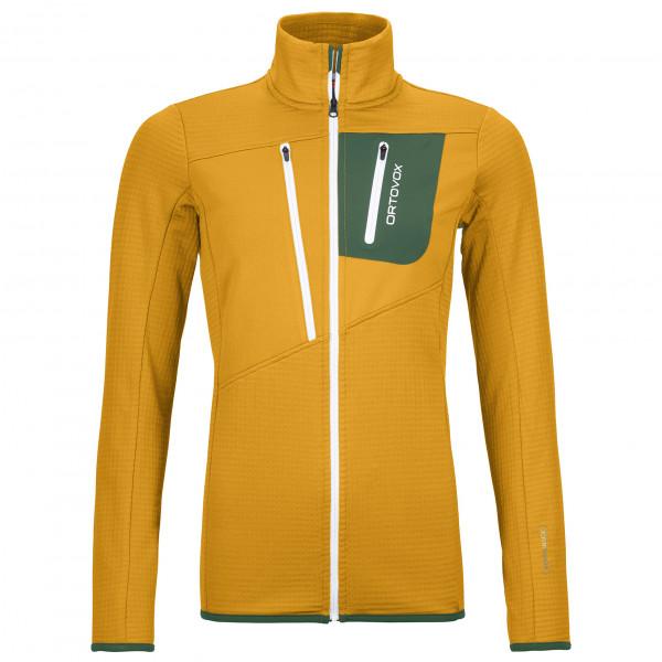 Ortovox - Women's Fleece Grid Jacket - Fleecejakke
