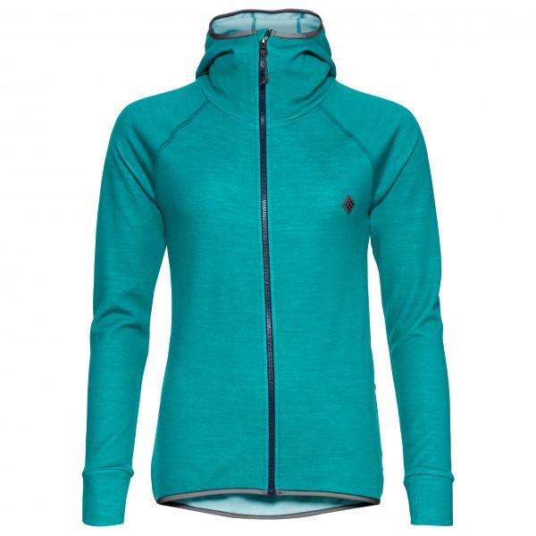 Triple2 - Women's Buuz Nul - Merino Zip Hoodie - Merino jacket