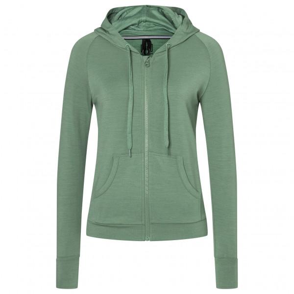 super.natural - Women's Essential Zip Hoodie - Merinohoodie
