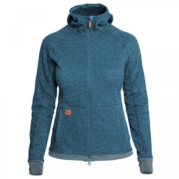 Röjk - Women's Eskimo Wool Hoodie - Wollen vest