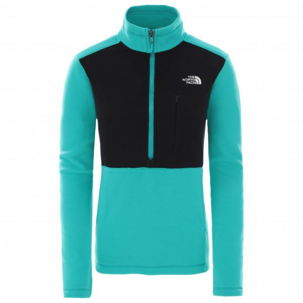 The North Face - Women's Blocked Tka 1/4 Zip Fleece - Fleece jumper