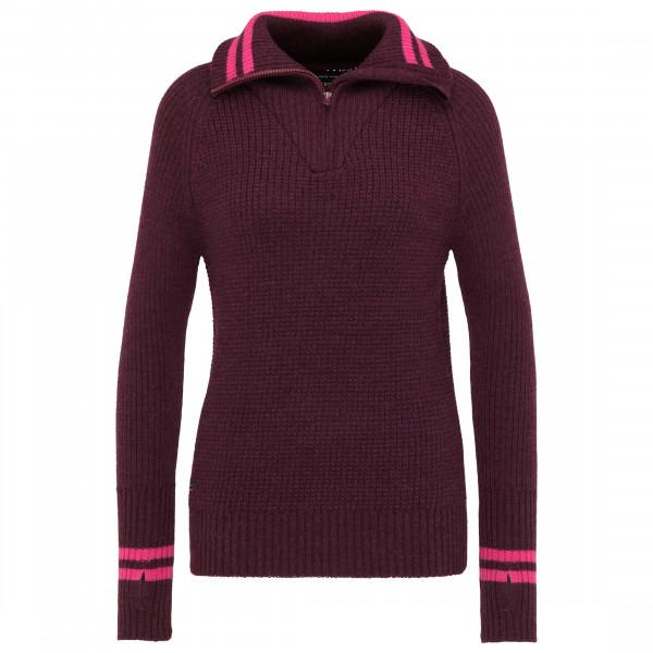 Devold - Women's Varde Zip Neck - Pull en laine mérinos