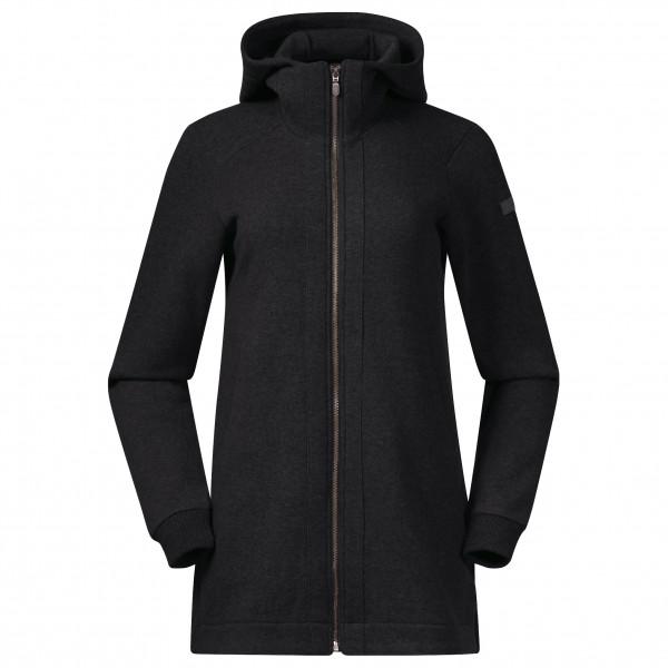 Bergans - Women's Oslo Wool Coat - Mantel