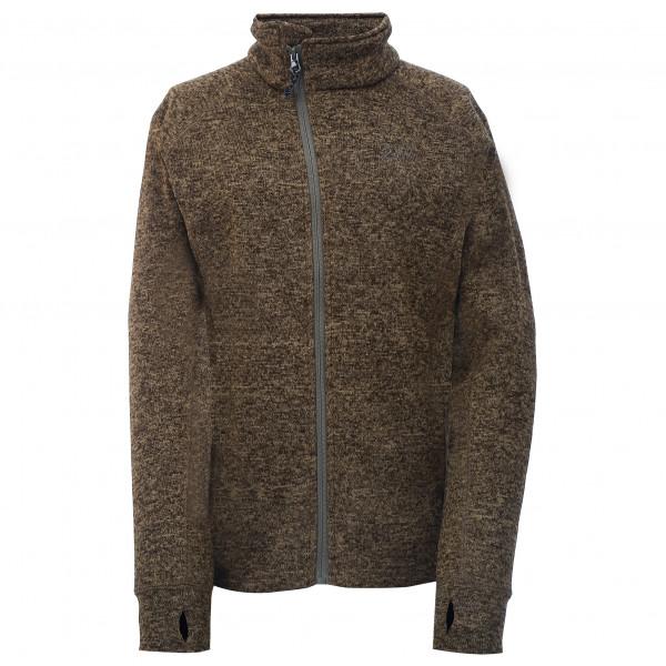 Women's Flatfleece Jacket Nossen - Fleece jacket