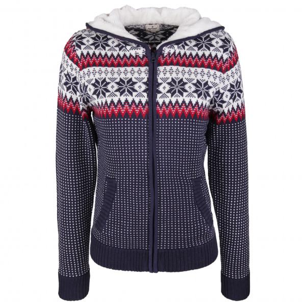 Alprausch - Women's Schneeschternli Knitted Hooded - Veste polaire