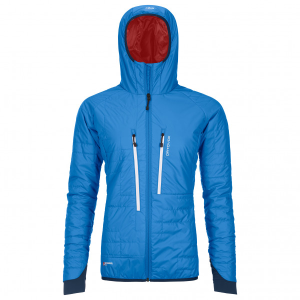 Ortovox - Women's Swisswool Piz Boè Jacket - Isolationsjacke