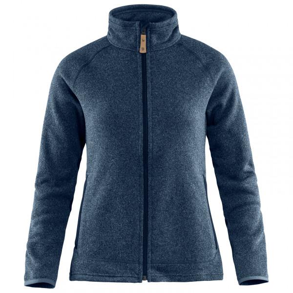 Fjällräven - Women's Övik Fleece Zip Sweater - Fleecejacke