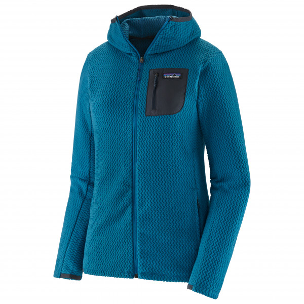 Patagonia - Women's R1 Air Full-Zip Hoody - Fleecejacke