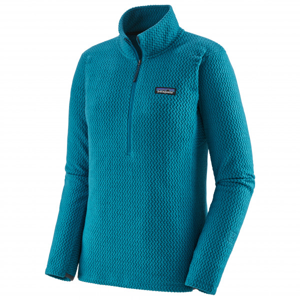Patagonia - Women's R1 Air Zip Neck - Fleecepulloverit