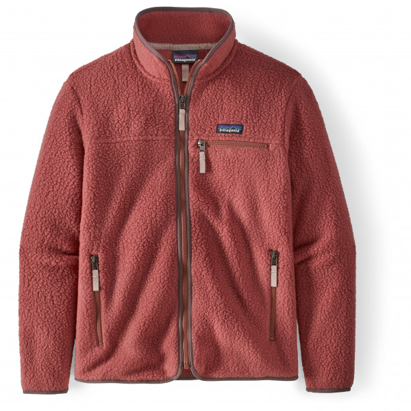Women's Retro Pile Jacket - Fleece jacket