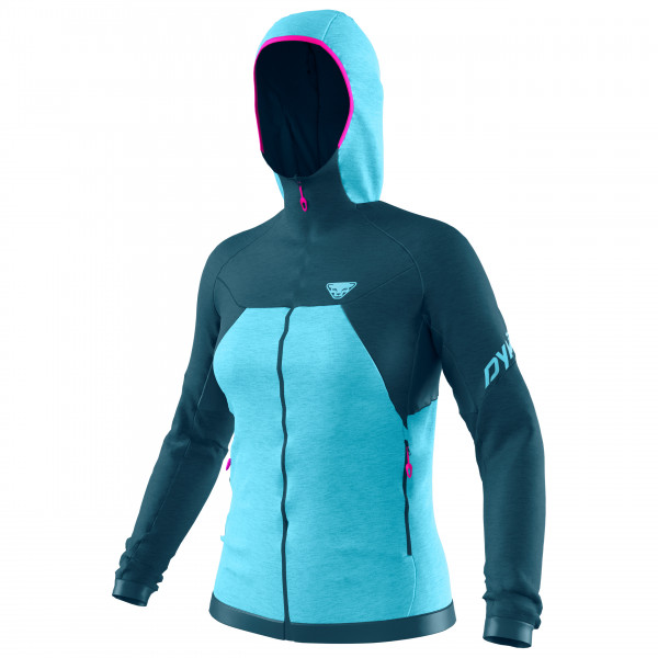 Dynafit - Women's Tour Wool Thermal Hoody - Chaqueta aislante
