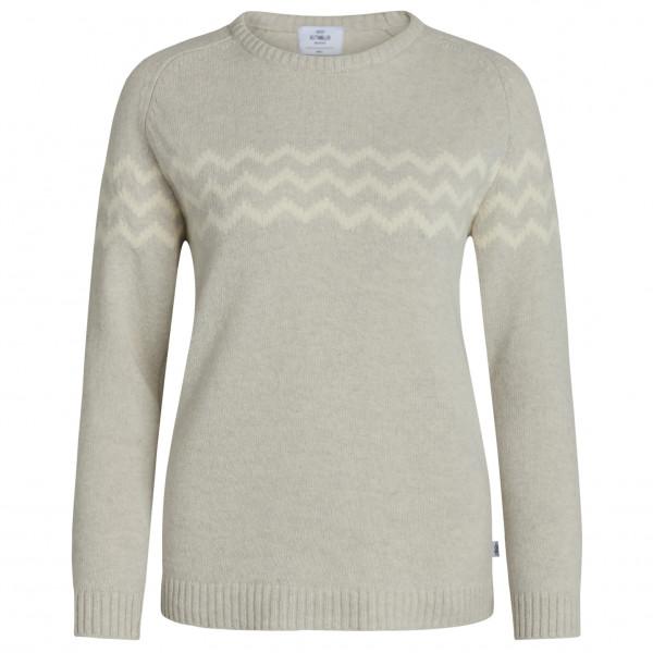 Women's Cecilie Knit - Wool jumper