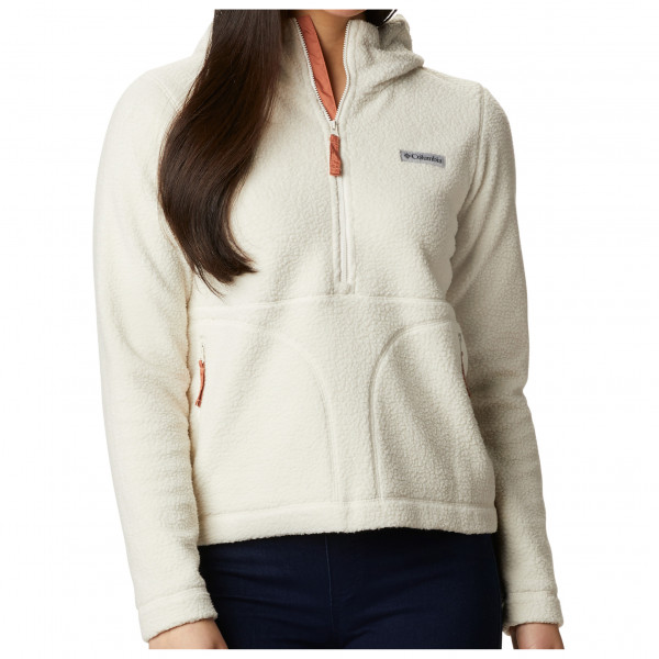 Columbia - Women's Northern Reach Sherpa Anorak - Pullover in pile