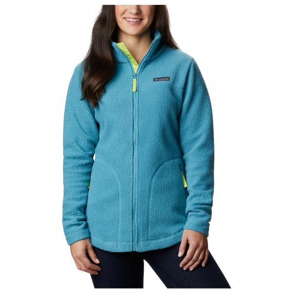Columbia - Women's Northern Reach Sherpa Full Zip - Fleecejacke