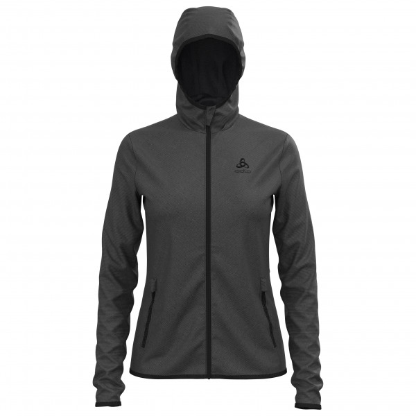 Women's Hoody Midlayer Full Zip Roy - Fleece jacket