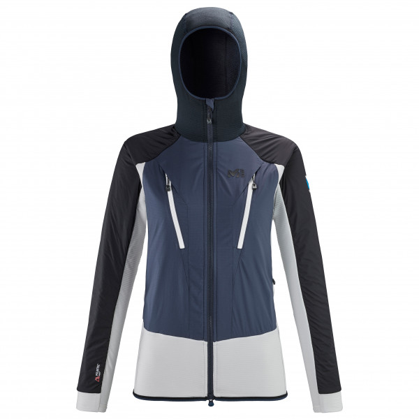 Millet - Women's Trilogy Hybrid Alpha Hoodie - Synthetic jacket