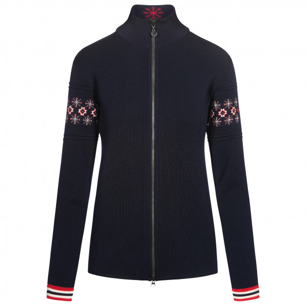 Dale of Norway - Women's Monte Cristallo Jacket - Veste en laine mérinos