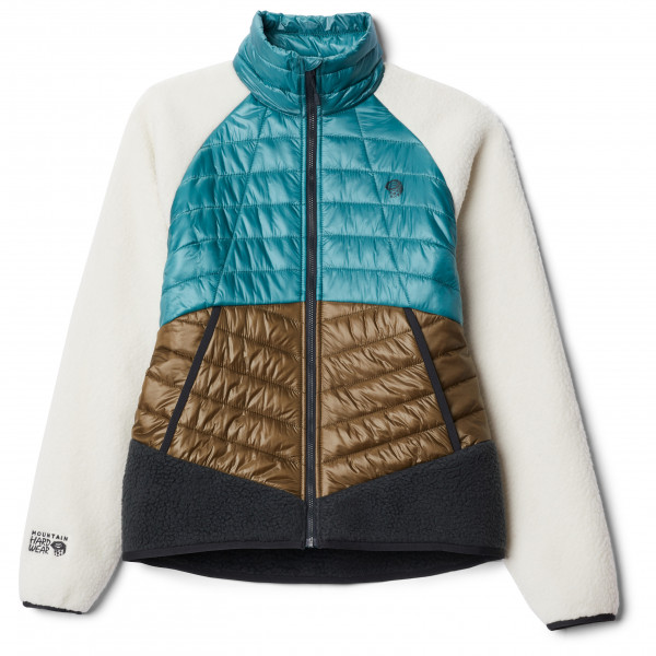 Mountain Hardwear - Women's Altius Hybrid Jacket - Fleece jacket