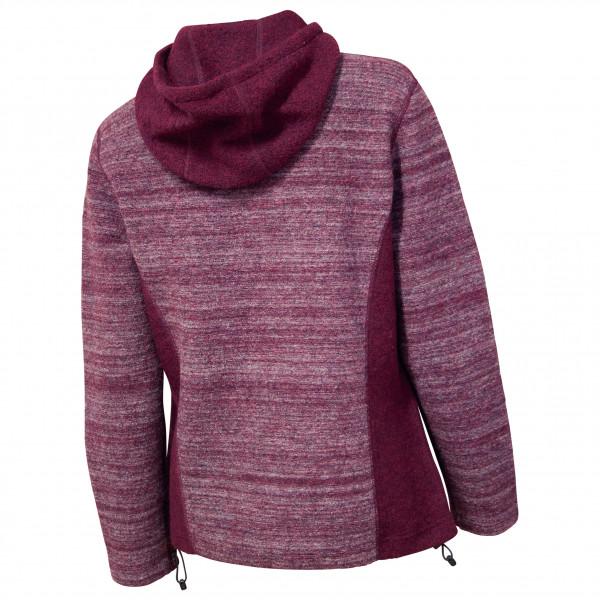 Women's Annie Hood - Wool jacket