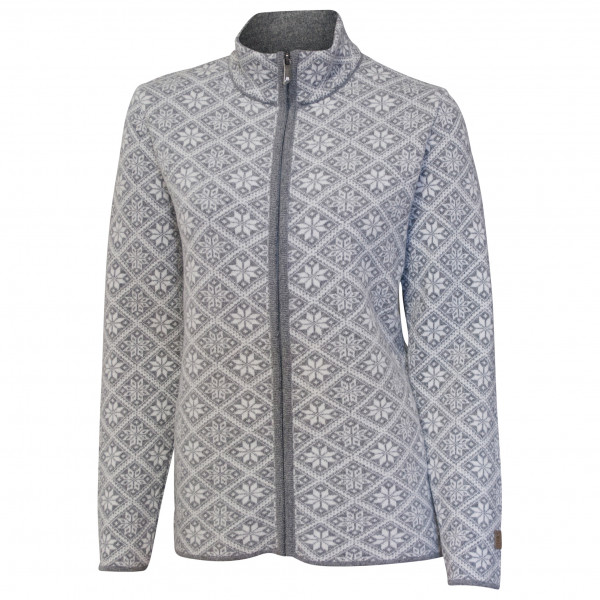 Women's Elsie Full Zip - Wool jacket