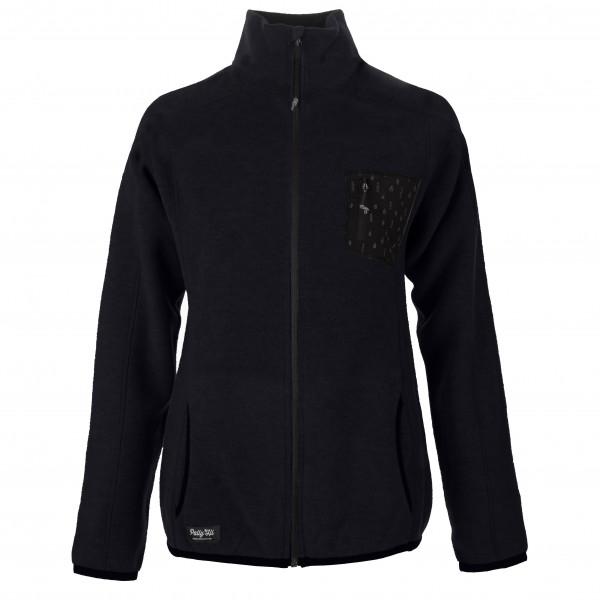 Pally'Hi - Women's Fleece Jacket Haziness - Merinojacke