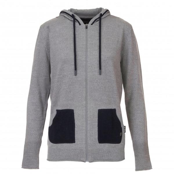 Pally'Hi - Women's Knit Hoodie Jacket Brady - Merinojacke