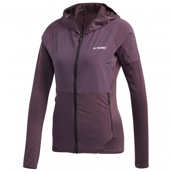 adidas - Women's Terrex Skyclimb Fleece Jacket - Fleecetakki