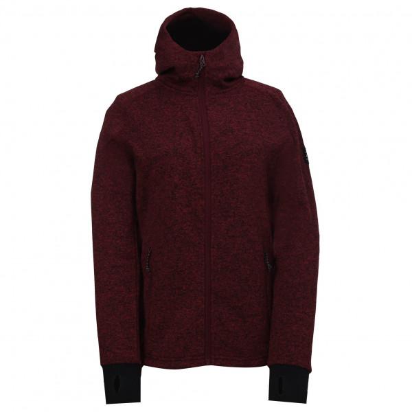 Women's Flatfleece Hood Nybo - Fleece jacket