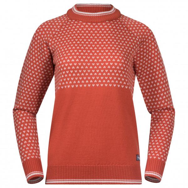 Bergans - Women's Alvdal Wool Jumper - Merinovillapulloverit