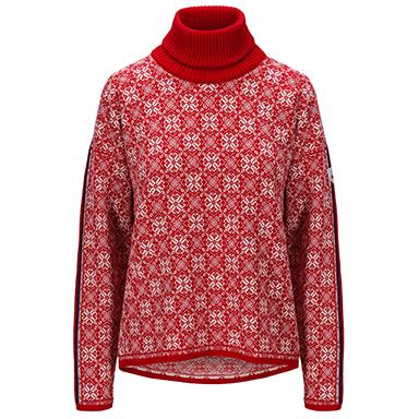 Firda Feminine Sweater - Wool jumper