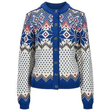 Vilja Feminine Jacket - Wool jacket