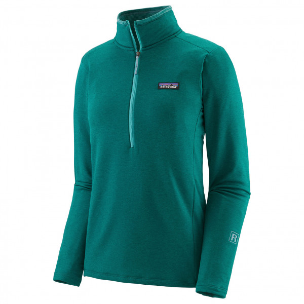 Patagonia - Women's R1 Daily Zip Neck - Pullover in pile