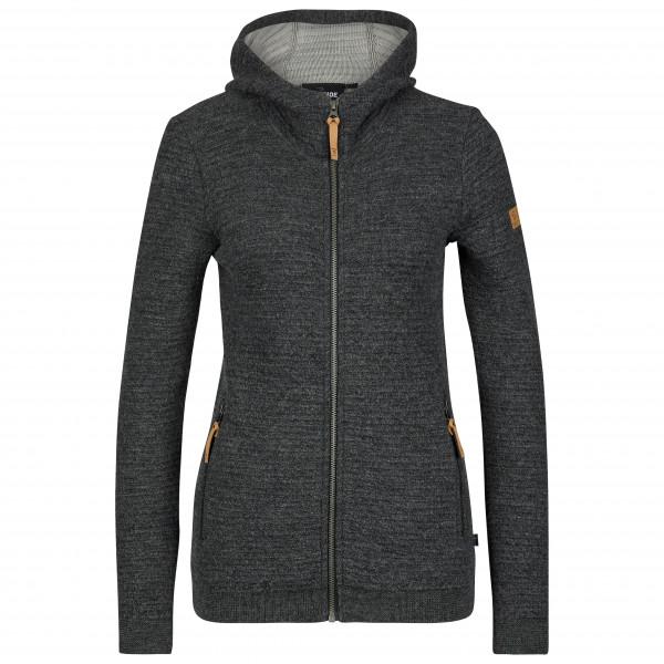 Women's Morel Hood - Wool jacket