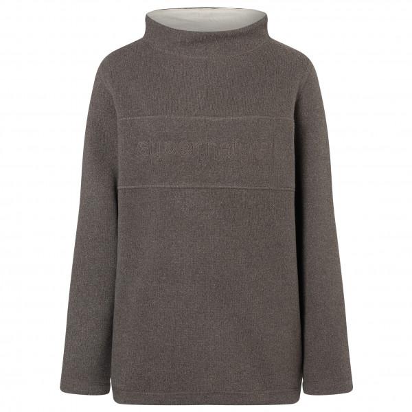 super.natural - Women's Compound Pullover - Merinopullover