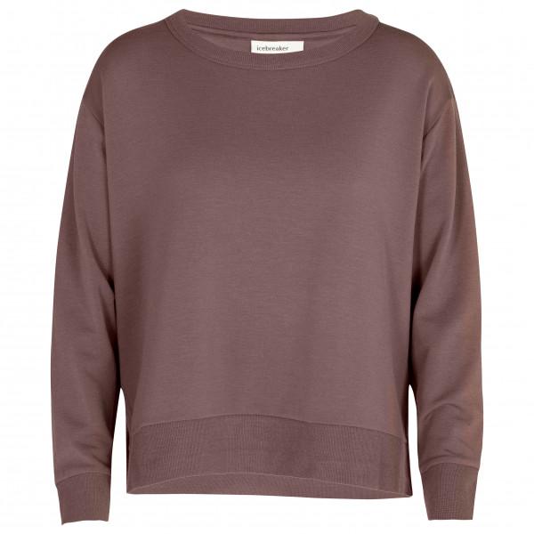 Icebreaker - Women's Dalston L/S Sweatshirt - Merino jumper