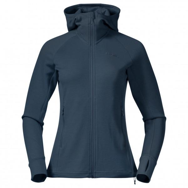 Women's Ulstein Wool Hood Jacket - Wool jacket