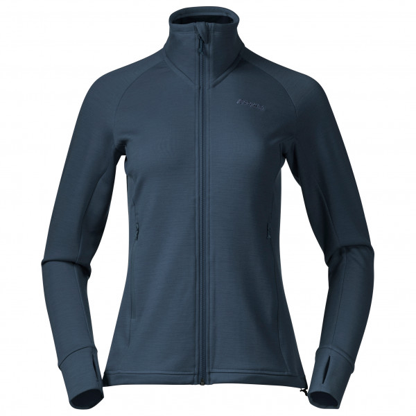 Bergans - Women's Ulstein Wool Jacket - Wolljacke