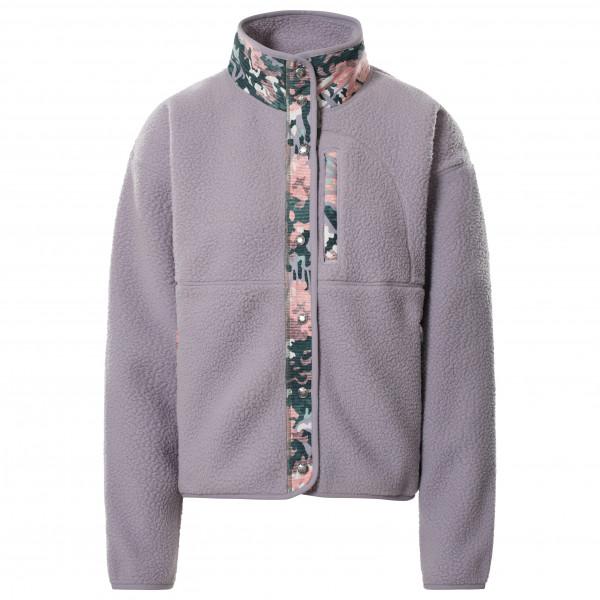The North Face - Women's Cragmont Fleece Jacket - Fleece jacket
